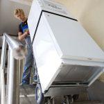 Platformele electrice mobile Sano - frigider